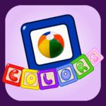 Mein Buch der Farben - 12 Farben und 72 Words - lernen Englisch und Spanisch - Vorschulkinder. Lernen Bildung game!