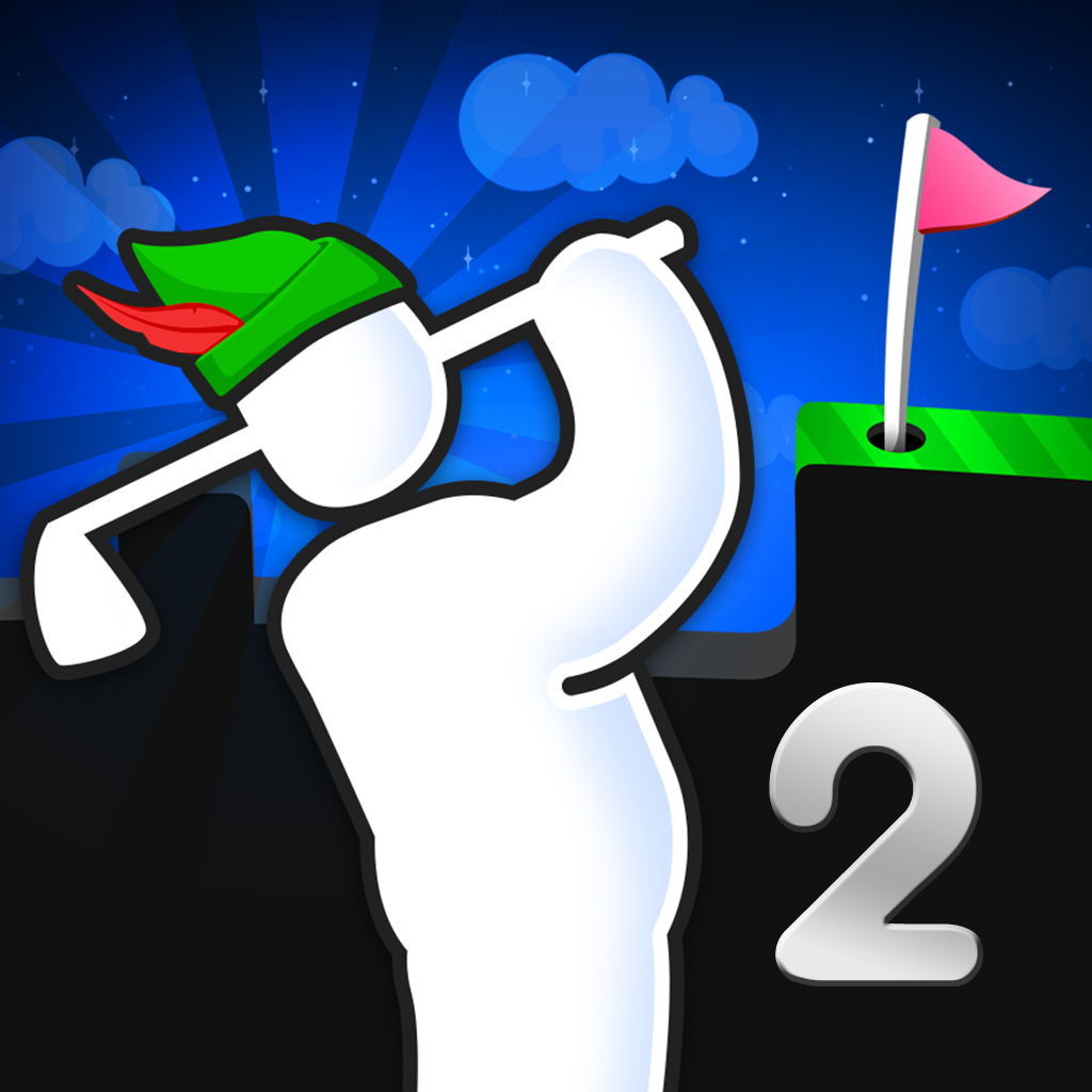Super Stickman Golf 2 iOS